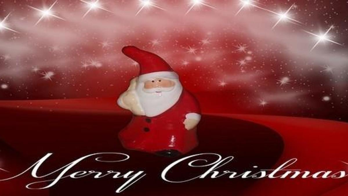 Immagini Natalizie Da Inviare Per Posta Elettronica.Auguri Di Buon Natale Con Cartoline Gratis Da Inviare Sul Web