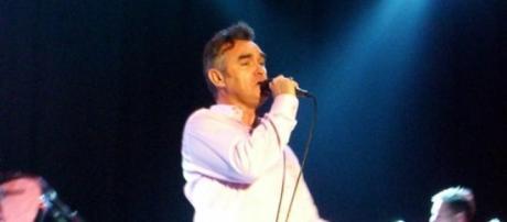 Morrissey planeiar gravar novo álbum em 2015.