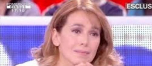 Barbara D'Urso ultima puntata di Pomeriggio 5.