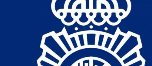 Détail du blason de la Police Nationale Espagnole