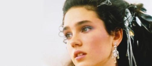 Jennifer Connelly en el filme Laberinto
