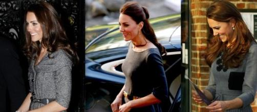Kate Middleton sigue imponiendo moda