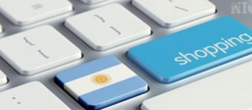 La venta del comercio electronico suben