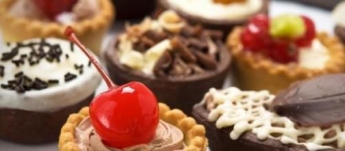 Los dulces ayudan a perder peso.
