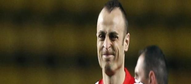 Berbatov, attaccante del Monaco