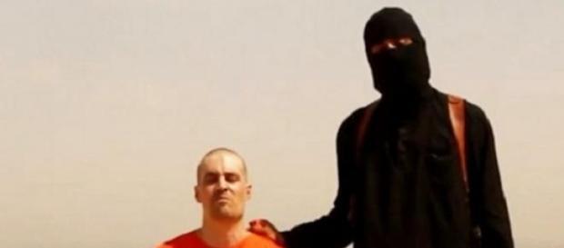Il giornalista americano James Foley