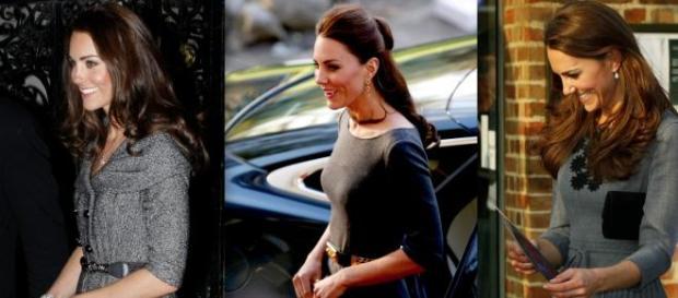 Kate Middleton sigue imponiendo moda