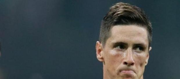 Mal momento de Fernando Torres