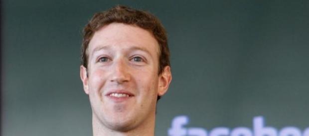 Mark Zuckerberk, CEO do Facebook.