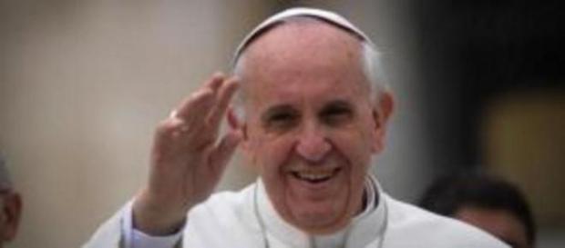 Papa Francisco , cabeza de la Iglesia Católica