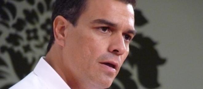 Pedro Sánchez, contra la disparidad salarial