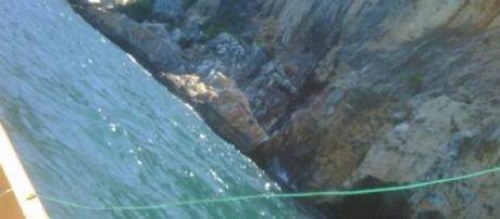 Paseo en bote en las maritas Cumaná, Sucre