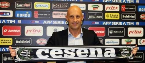 Domenico Di Carlo, neo allenatore del Cesena