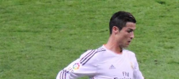 Cristiano Ronaldo marcou o seu 25º golo na Liga.