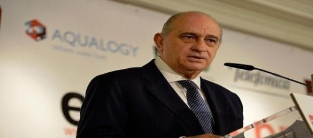 Jorge Fernández Díaz, Ministro del Interior (PP).