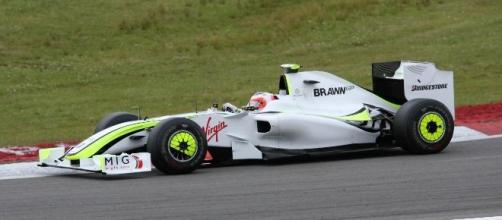 Barrichello, Brawn GP, F1 2009