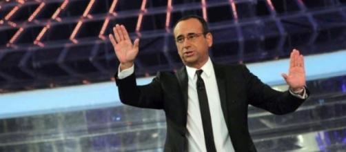 Carlo Conti annuncia big Sanremo