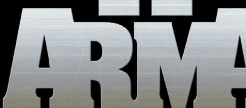 Logo de ArmAII inspiración para Dan Hall y su DayZ