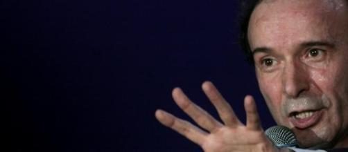 Roberto Benigni ospite al TG1