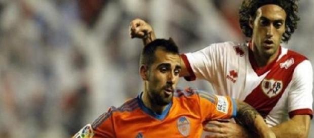Alcácer no jugó por la roja ante el Granada