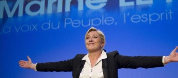 Marie Le Pen Leader del Front National