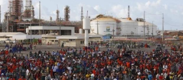 Orgulho e riqueza da Petrobras