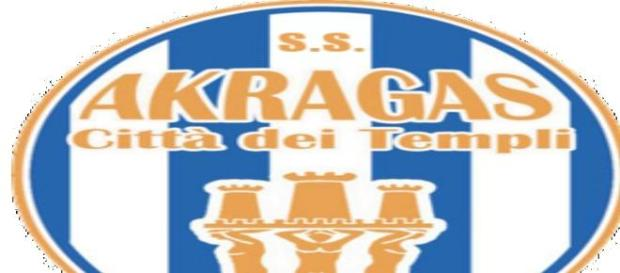 USD Akragas anno 2014 - 2015 prima in classifica
