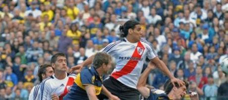final bonito en el torneo del fútbol argentino