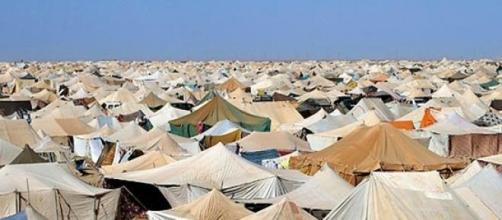 Campamentos de refugiados saharauis