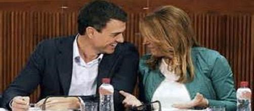 El buen rollo entre Pedro y Susana se desvanece