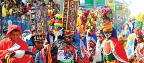 Imagen del Carnaval de Barranquilla