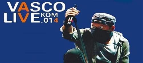 Tutte le tappe del concerto di Vasco Rossi