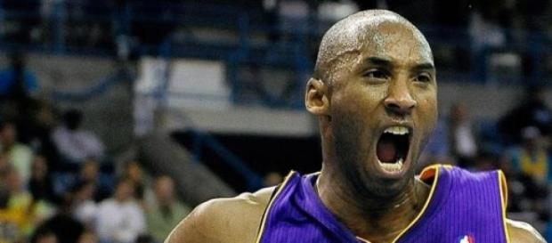 3º melhor marcador, Kobe Bryant.