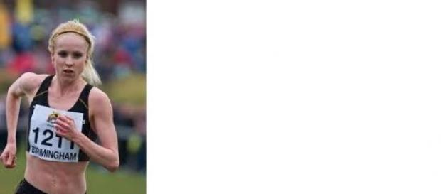 Gemma Steel took the senior women's Euro x-c title