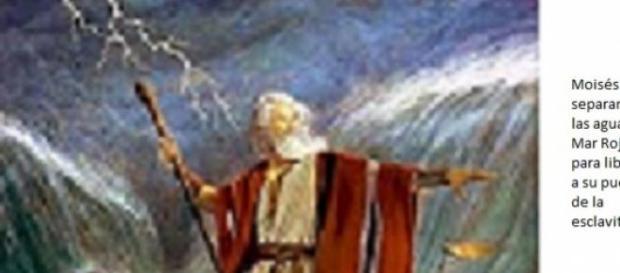 La historia Moisés narrada en el libro del Éxodo.