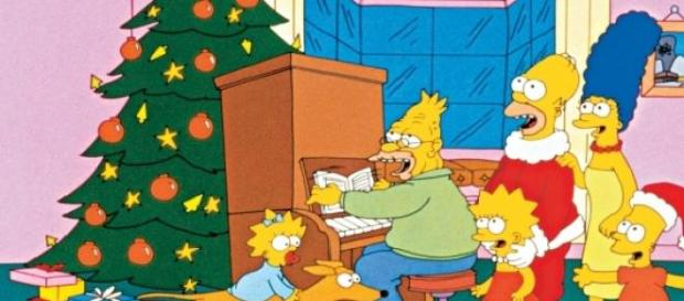 Primeras imágenes de Los Simpson