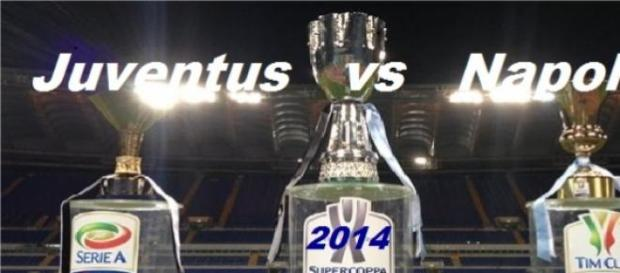 Supercoppa TIM 2014 tv/streaming: Juventus-Napoli