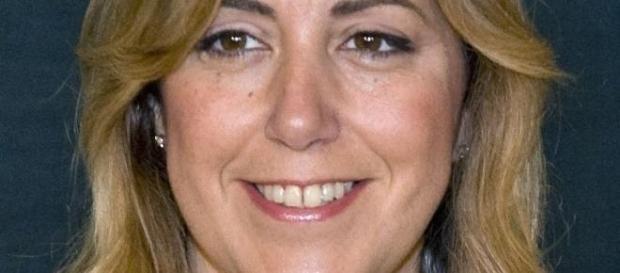 Susana Díaz teme a Internet