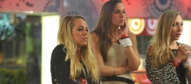 Yolanda, Alejandra y Paula, finalistas de G.H.