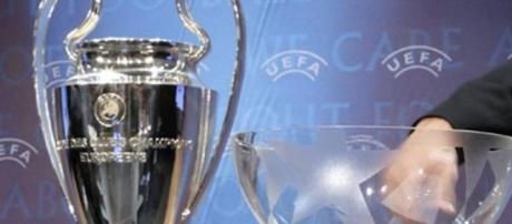 Sorteio UEFA - Liga dos Campeões e Liga Europa