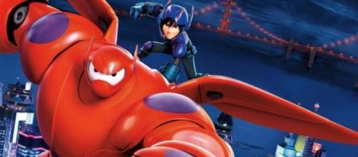 Big Hero 6 chega aos cinemas esta quinta-feira.