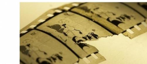 Fotogramas de la película encontrada