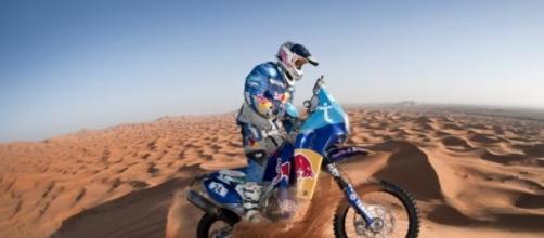 Hélder Rodrigues candidato aos top10 do Dakar 2015