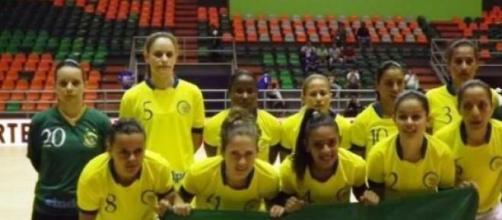 Selecção brasileira é pentacampeã da modalidade.