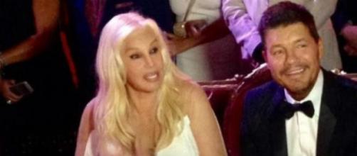 Susana y Marcelo en la gala de Revista Caras.
