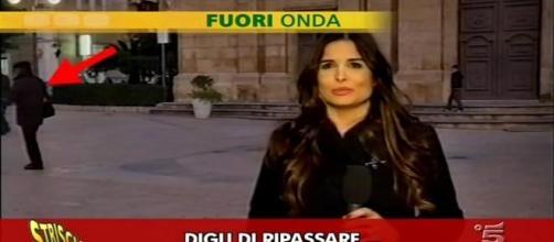 Video Striscia la notizia su Pomeriggio 5