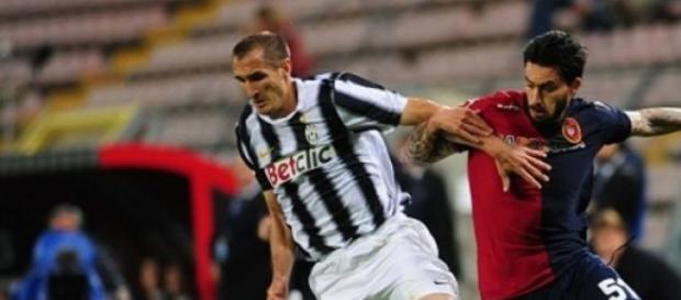 Cagliari-Juventus in streaming live