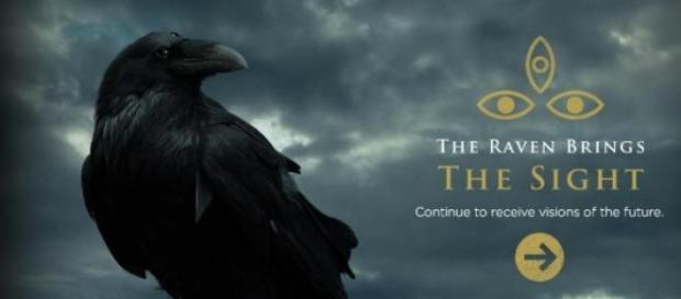 L'homepage del misterioso sito di Trono di Spade 5