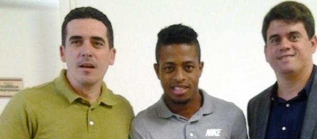"Marcos da Silva ""Keno"" se viste de rojinegro"