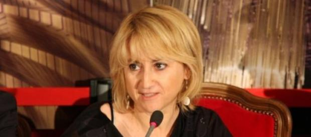 Nella foto: la comica Luciana Littizzetto